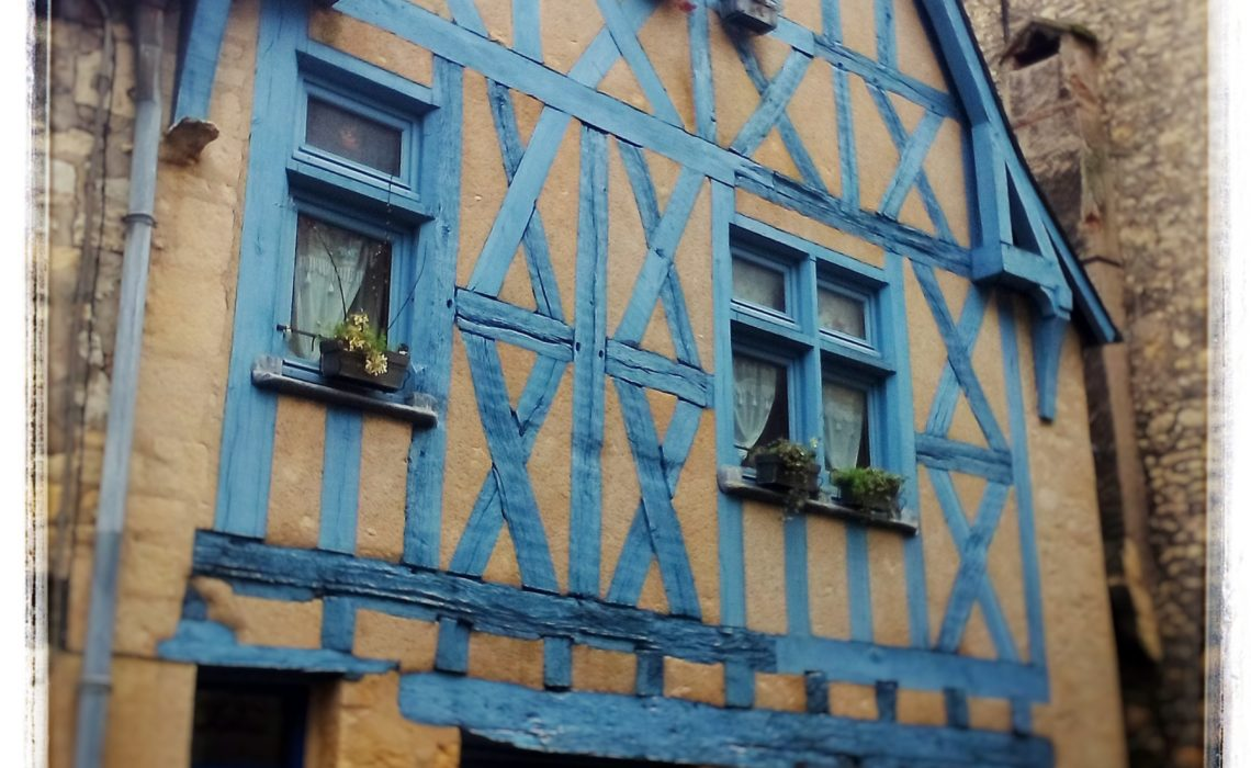 Shabby in Nevers